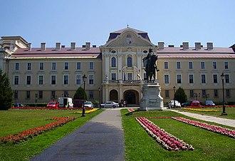 Gödöllő - The university