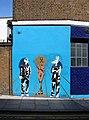 Egyptian Rhianna Graffiti, Gaskin Street - panoramio.jpg