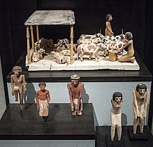 Egyptian models as funerary goods, Muenchen 2017-09-12 .jpg