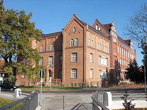Delitzsch - Christian-Gottfried-Ehrenberg-Grammar School