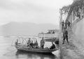 Ein Boot als Verbindungselement zum Bataillonsbureau - CH-BAR - 3239516.tif