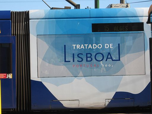 Eléctrico Tratado de Lisboa
