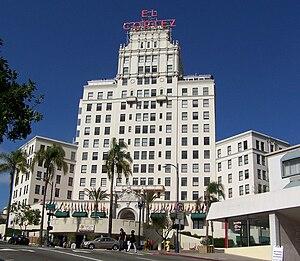 El Cortez (San Diego) - Image: El Cortez Hotel San Diego Apr 09