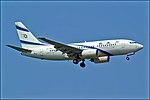 El Al Israel Airlines Boeing 737-758 4X-EKE (22167324936).jpg