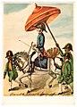 El Coronel de Milicias de Lurigancho en el paseo.jpg