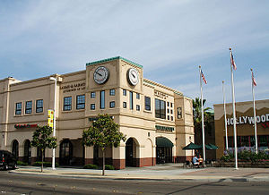 El Cajon, California - Office building on El Cajon's Main Street