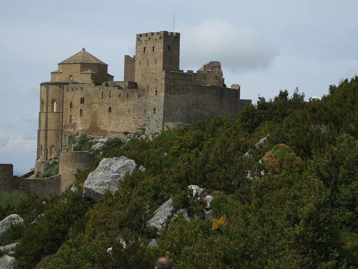 Castillo de loarre wikipedia la enciclopedia libre - Castillo de azay le rideau ...