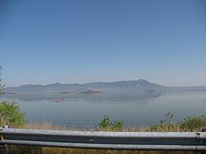 Lake Cuitzeo - Image: El inmenso Lago de Cuitzeo