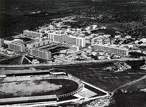El menzah 1955