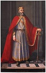 El rey Mauregato de Asturias, por Manuel Iglesias.