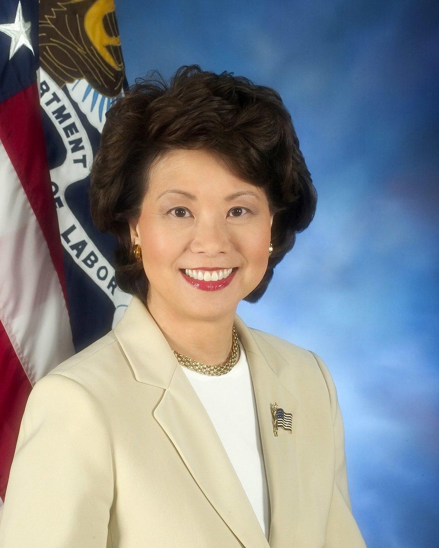 Elaine Chao large