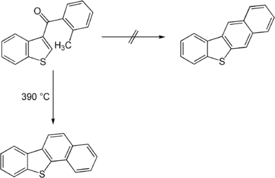 Heterocyclic Elbs reaction