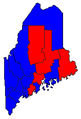 Electoral map of the counties of Maine (Presidential election, 2000).png