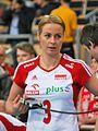 Eleonora Dziękiewicz 05 - FIVB World Championship European Qualification Women Łódź January 2014.jpg