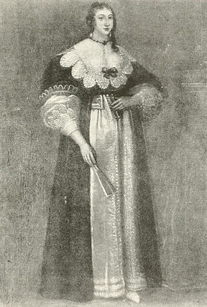 Andrew Corbet - Lady Elizabeth Corbet, née Boothby, (died 1658), wife of Sir Andrew Corbet MP.