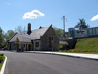 Elizabethtown station Amtrak station in Pennsylvania