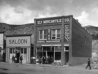 Ely, Nevada - Ely, 1906
