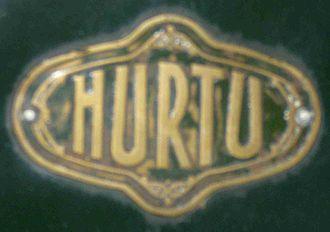 Hurtu - Image: Emblem Hurtu 1910