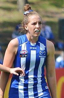 Emma King (footballer) Australian rules footballer
