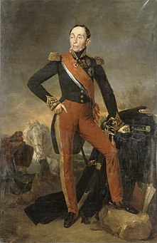 Emmanuel de Grouchy, marquis de Grouchy French general and marshal