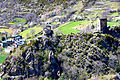 Encamp Les Bons tour des Maures et église Saint Romà.jpg