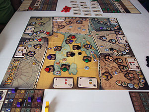 Photo of Endeavor boardgame