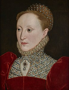 English School, circa 1560s, Elizabeth I of England.jpg