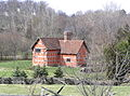 English farmhouse at Frontier Culture Museum (2441879888).jpg