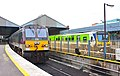 Enterprise Train linkin Belfast and Dublin, at Connolly Station, Dublin. - panoramio.jpg