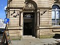 Entrance to Bank Chambers, Stockport.jpg