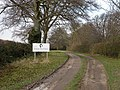 Entrance to Cambridge Deer Company - geograph.org.uk - 1181627.jpg