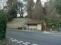 Epperstone bus stop - geograph.org.uk - 1629024.jpg