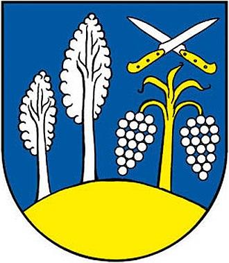 Košická Nová Ves - Image: Erbknv
