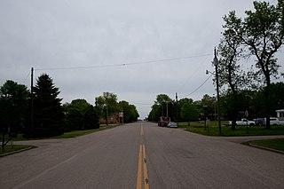 Erie, North Dakota Census-designated place & Unincorporated community in North Dakota, United States