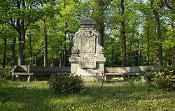 Erlangen Gedenkstein im Eichenwald 001.JPG