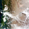Eruption of Calbuco Continues. April 24, 2015.jpg