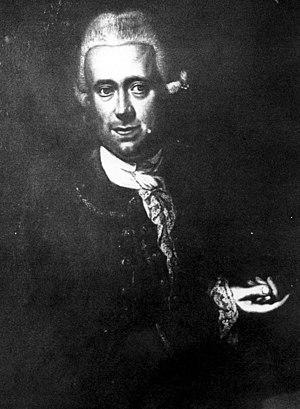 Johann Christian Polycarp Erxleben - Johann Christian Polycarp Erxleben (1744-1777)