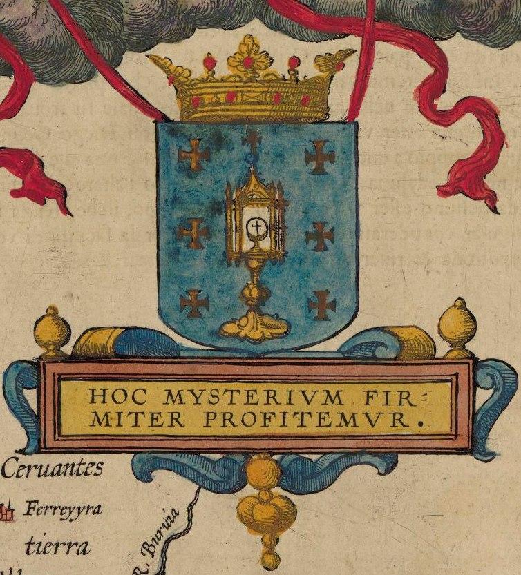 Escudo de Galicia - Ojea