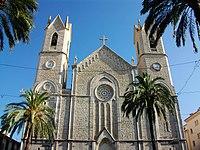Església de la Purríssima Xiqueta de Benissa.JPG