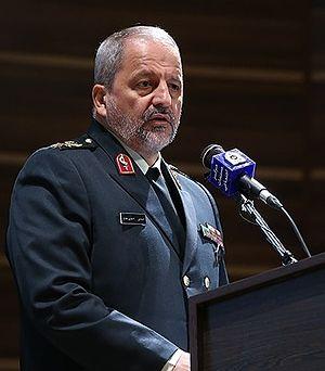 Esmail Ahmadi-Moghaddam - Image: Esmail Ahmadi Moghaddam