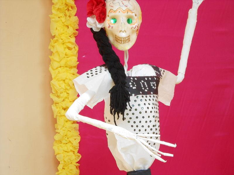 File:Esqueleto de Día de Muertos.jpg