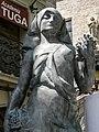 Estatuas de Pablo Gargallo-Palacio de los Condes de Argillo-Zaragoza - P1410230.jpg