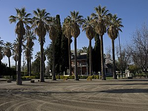 San Jacinto, California - Estudillo Mansion