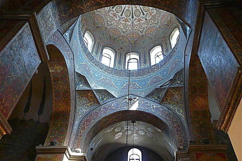 File:Etchmiadzin cupola.jpg