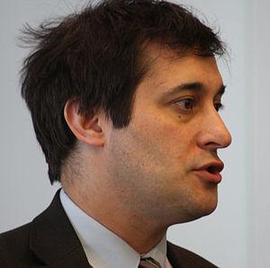 Evan Harris - Harris in 2010