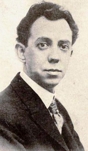Everett Dean Martin - From a 1920 magazine