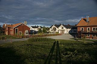restaurant located in Järpen