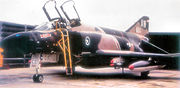 F-4C of the 389th Tactical Fighter Squadron at DaNang