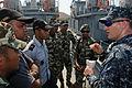 F-FDTL sailors with a US Navy sailor in October 2012.jpg