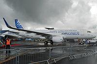 F-WWIQ - A320 - Airbus